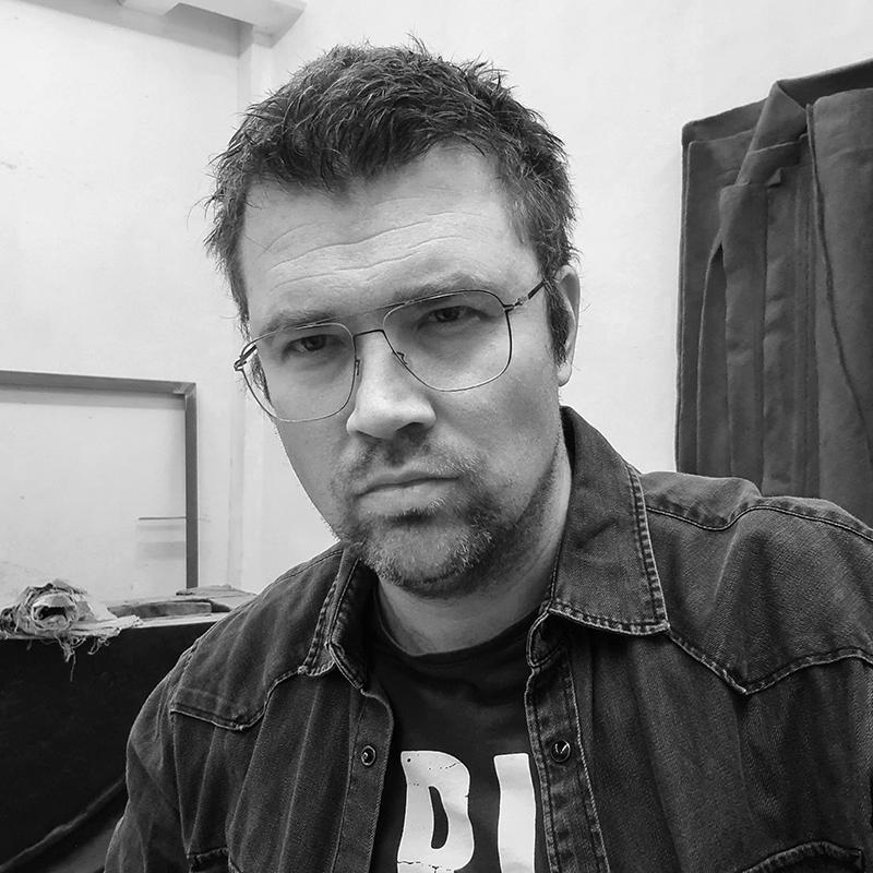 Portrait Erik Andersen