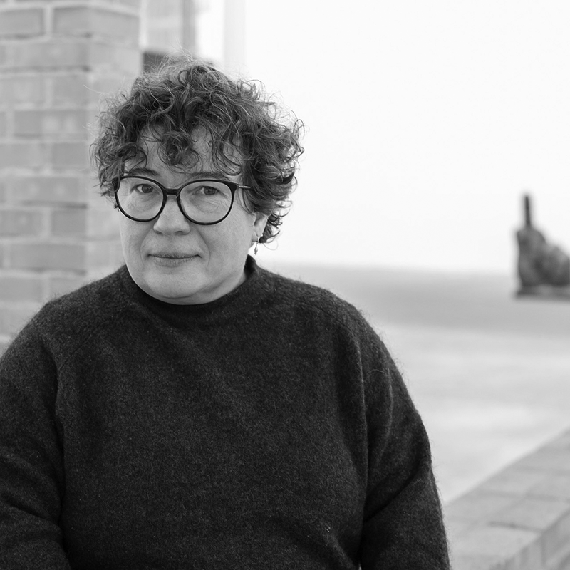 Portrait Judith Hopf
