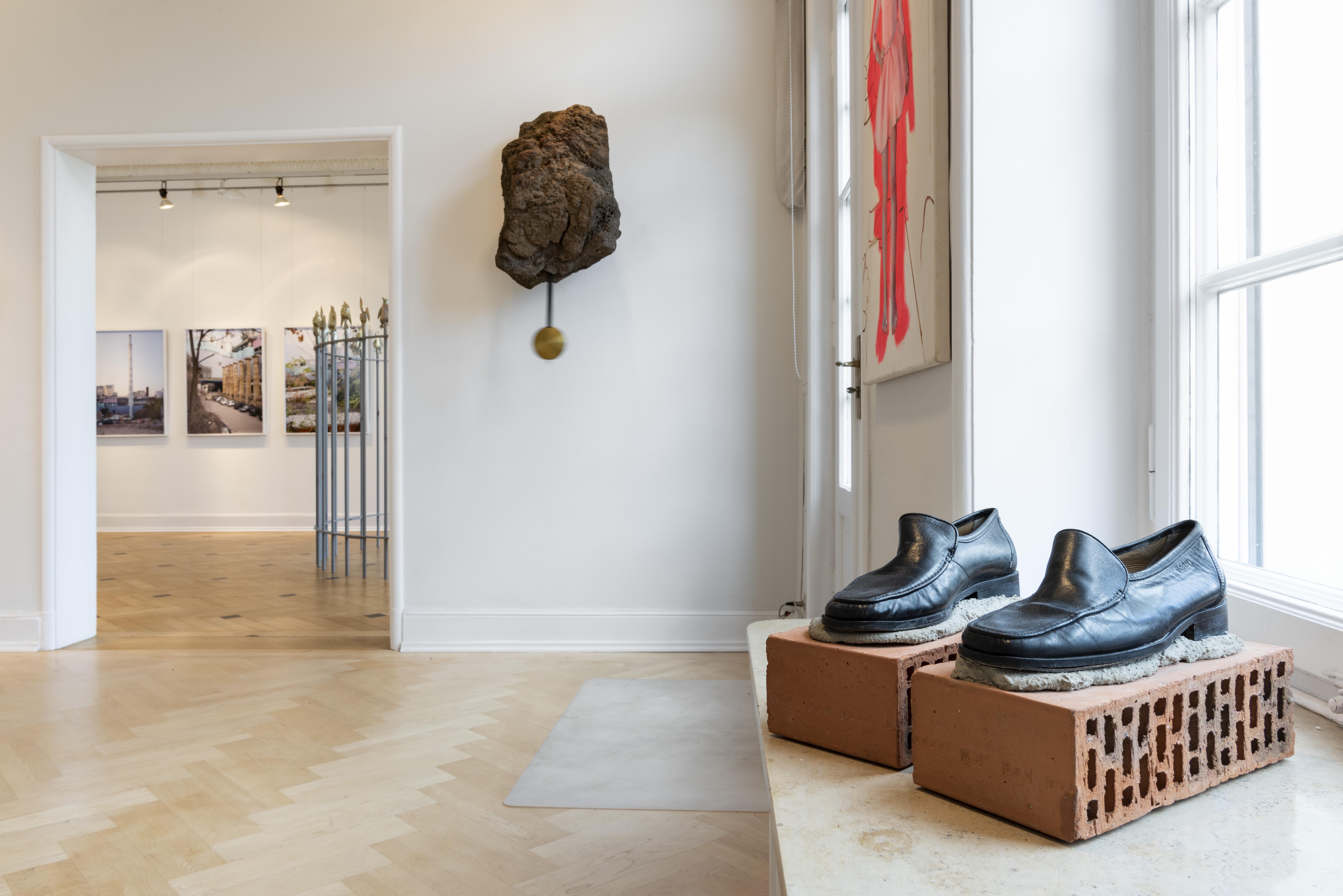 Ausstellungsansicht COME BACK Stuttgart